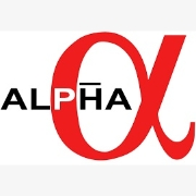 Alpha Cleaning Group logo