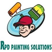 Logo of RPD PAINTING SOLUTIONS