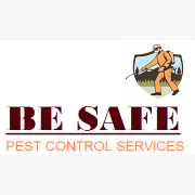 Logo of Be Safe Pest Control Services