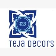 Logo of Teja Decors