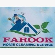 Logo of Farook Home Cleaning