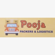 Logo of Pooja packers and logistics