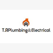 T.R. Plumbing & Electrical Work logo