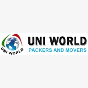 Logo of Uni World Packers And Movers