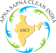 Apna Sapna Clean India logo