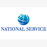 Logo of NATIONAL SERVICE