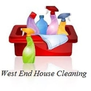 WestEnd House Cleaning  logo