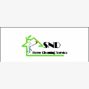 Snd Home Cleaning Service  logo