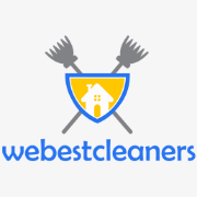 We Best Cleaners logo