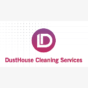 DustHouse Cleaning Services logo