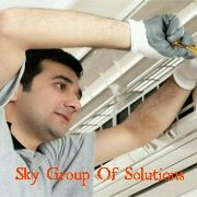 Logo of Sky Group Of Solutions