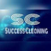 SUCCESS CLEANING logo