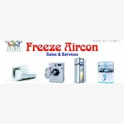 Logo of Freeze Aircon