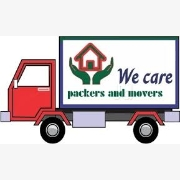 WE CARE Packers And Movers  logo