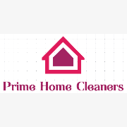 Prime Home Cleaners logo