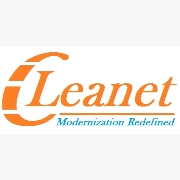 CLEANET logo