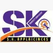 Logo of S K APPLIANCES PERFECT SERVICES