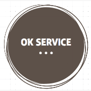 Logo of OK SERVICE