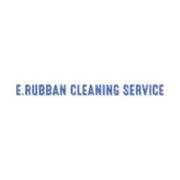 E.Rubban Cleaning  Service logo