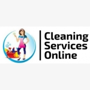 CLEANING SERVICES™ logo