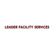 LEADER FACILITY SERVICES  logo