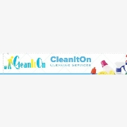 Logo of  CleanItOn