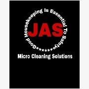 Logo of JAS Micro Cleaning Solutions