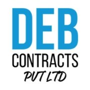 Logo of DEB CONTRACTS PVT LTD