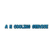 A N COOLING SERVICE logo