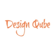 Logo of DESIGN QUBE [Coimbatore]