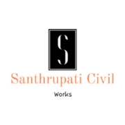Logo of Santhrupati Civil Works