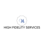 Logo of High Fidelity Service