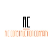 Logo of R C Construction Company
