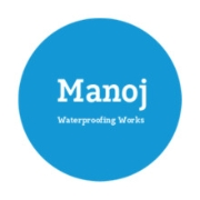 Logo of Manoj Waterproofing Works