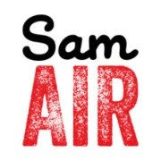 Logo of SAM AIR