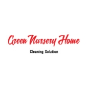 Green Nursery Home Cleaning  Solution  logo