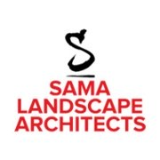 Logo of SAMA Landscape Architects