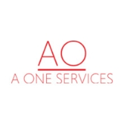 Logo of A One Services