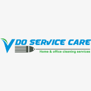 V do service care logo