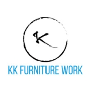 KK Furniture Work logo