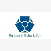Logo of Ramdoyal Guha & Son