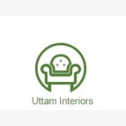 Logo of Uttam Interiors