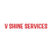 V Shine Services logo