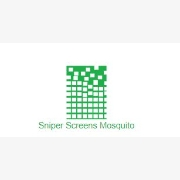 Logo of Sniperscreens Mosquito Net Windows