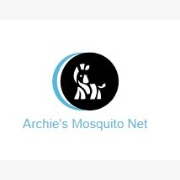 Logo of Archie's Mosquito Net