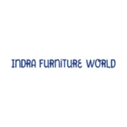 Indra Furniture World  logo