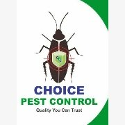 Logo of CHOICE PEST CONTROL