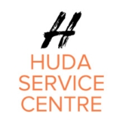 Logo of HUDA SERVICE CENTRE