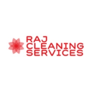 RAJ CLEANING SERVICES logo
