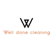 Logo of Well Done Cleaning